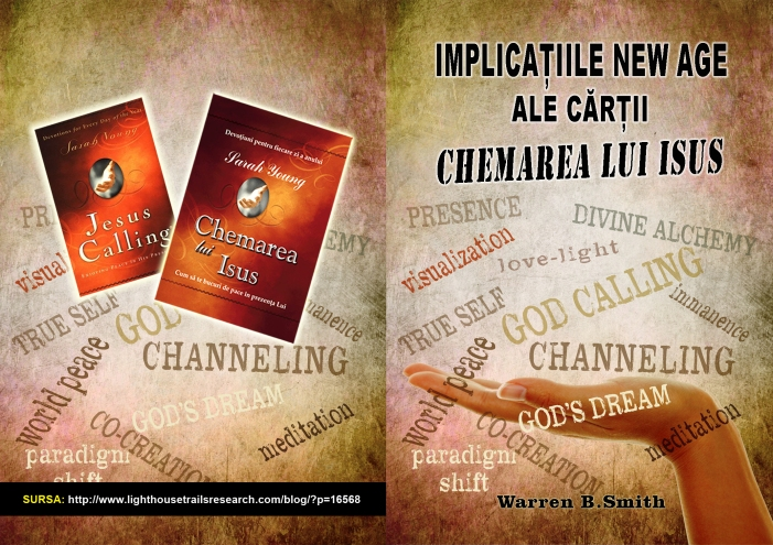 Implicatiile New Age ale cartii Chemarea lui Isus A-4__